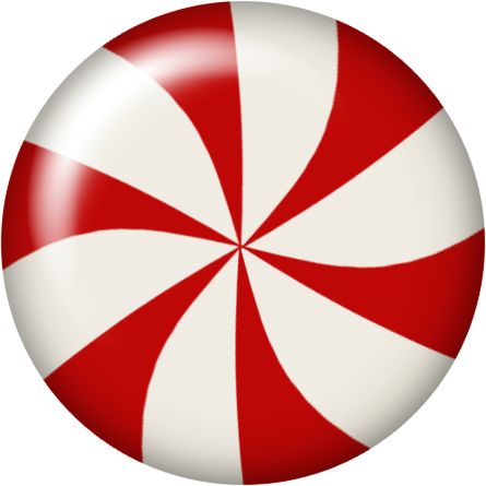 Peppermint Candy Clipart.