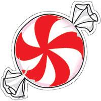 Peppermint Candy Clip Art.