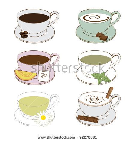Peppermint Tea Stock Vectors, Images & Vector Art.