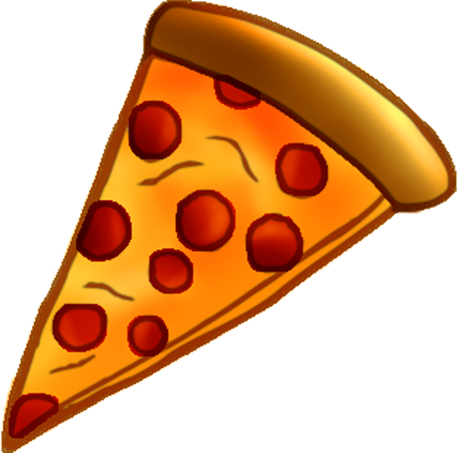 65+ Pepperoni Pizza Clipart.