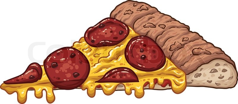 Pepperoni Pizza Clipart & Pepperoni Pizza Clip Art Images.
