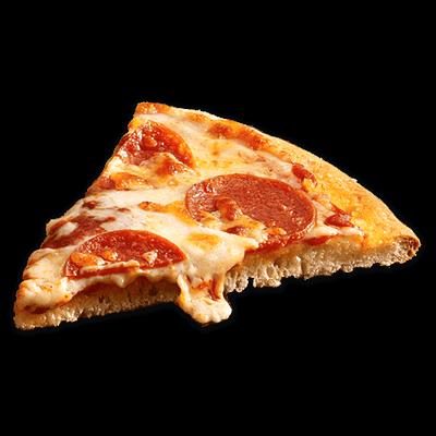 Pizza Slice transparent PNG.