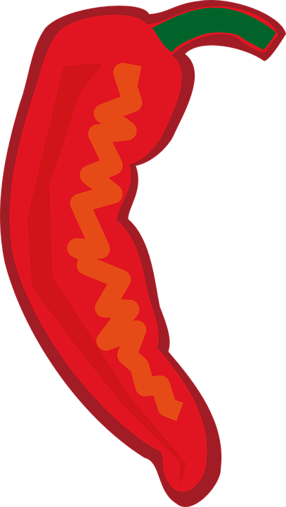 Free vector graphic: Pepper, Chili, Spice, Spicy.