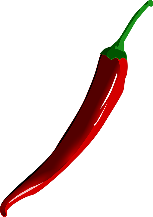 Free vector graphic: Chile, Pepper, Vegetable, Food.