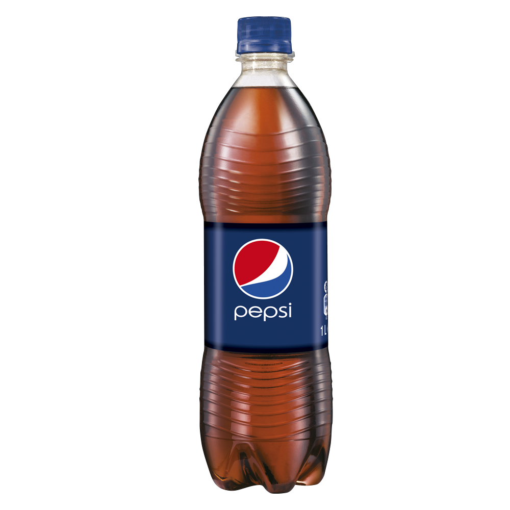 Pepsi bottle PNG image #42973.