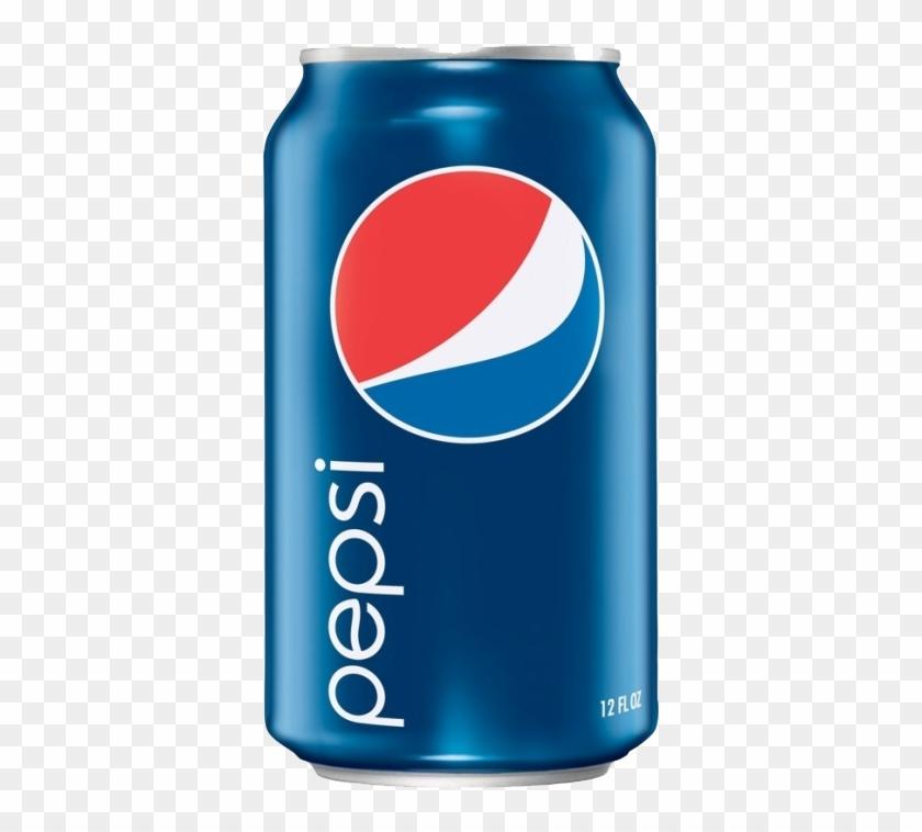 Pepsi Transparent.