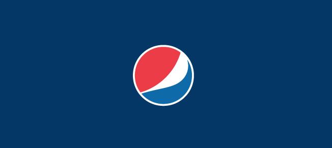 The new Pepsi logo loves fat guys.