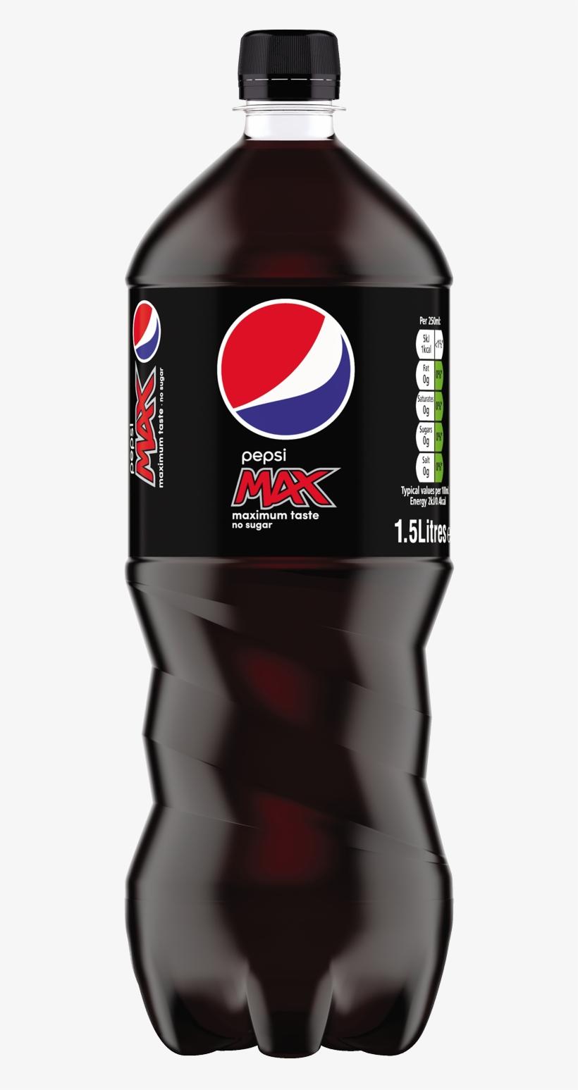 1.5 Litre Pepsi Max.