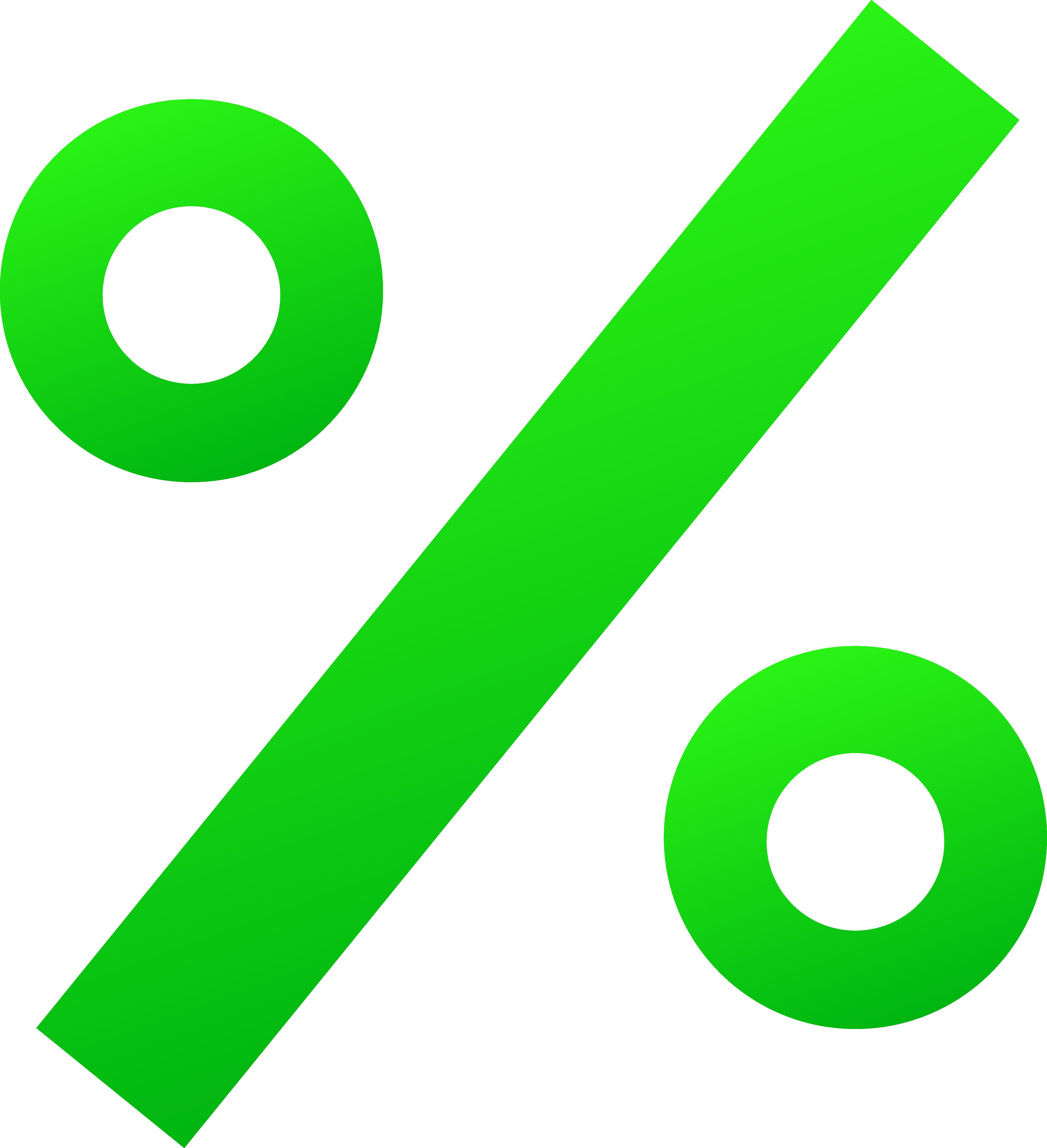 95 Percent Clipart.