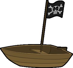 Pirats Boat Clip Art at Clker.com.