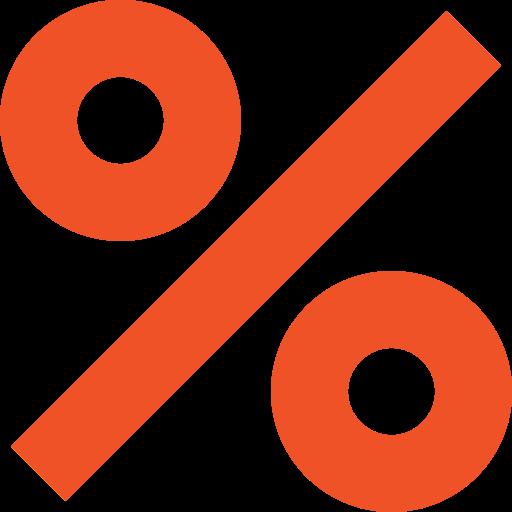 Percent PNG.