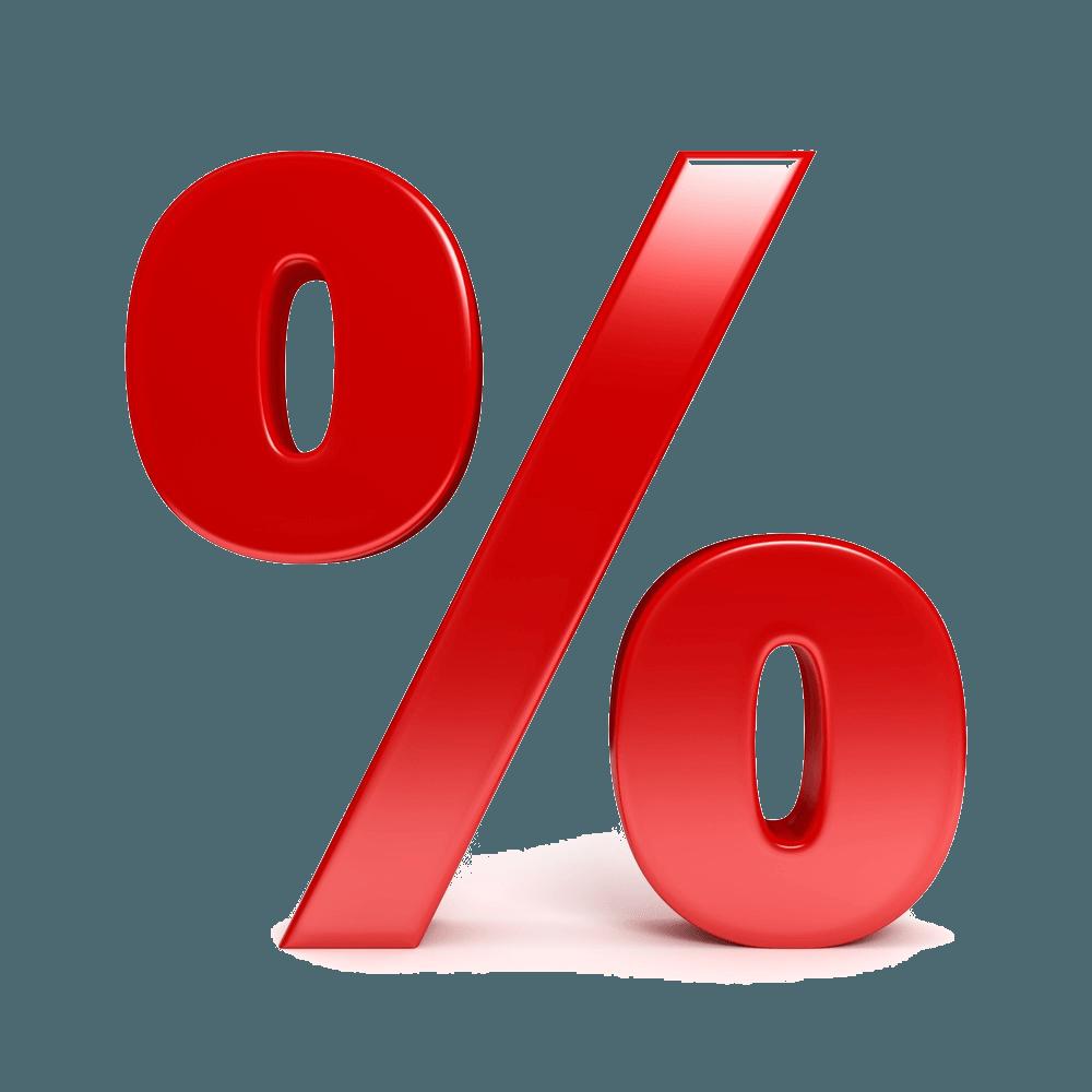 Percentage PNG HD.