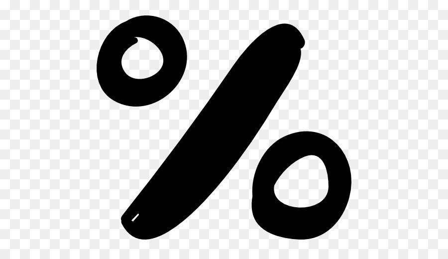 Percentage Percent Sign Symbol Computer #22234.