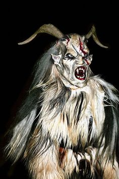 Krampus is coming: Bavaria's scary Christmas tradition.
