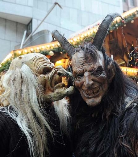 1000+ images about KRAMPUS on Pinterest.