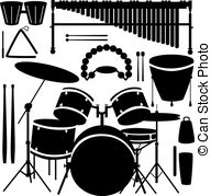 Percussion Illustrations and Clip Art. 5,111 Percussion royalty.