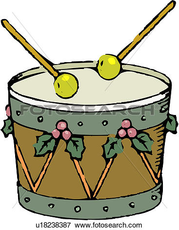 Percussion instrument clipart #1