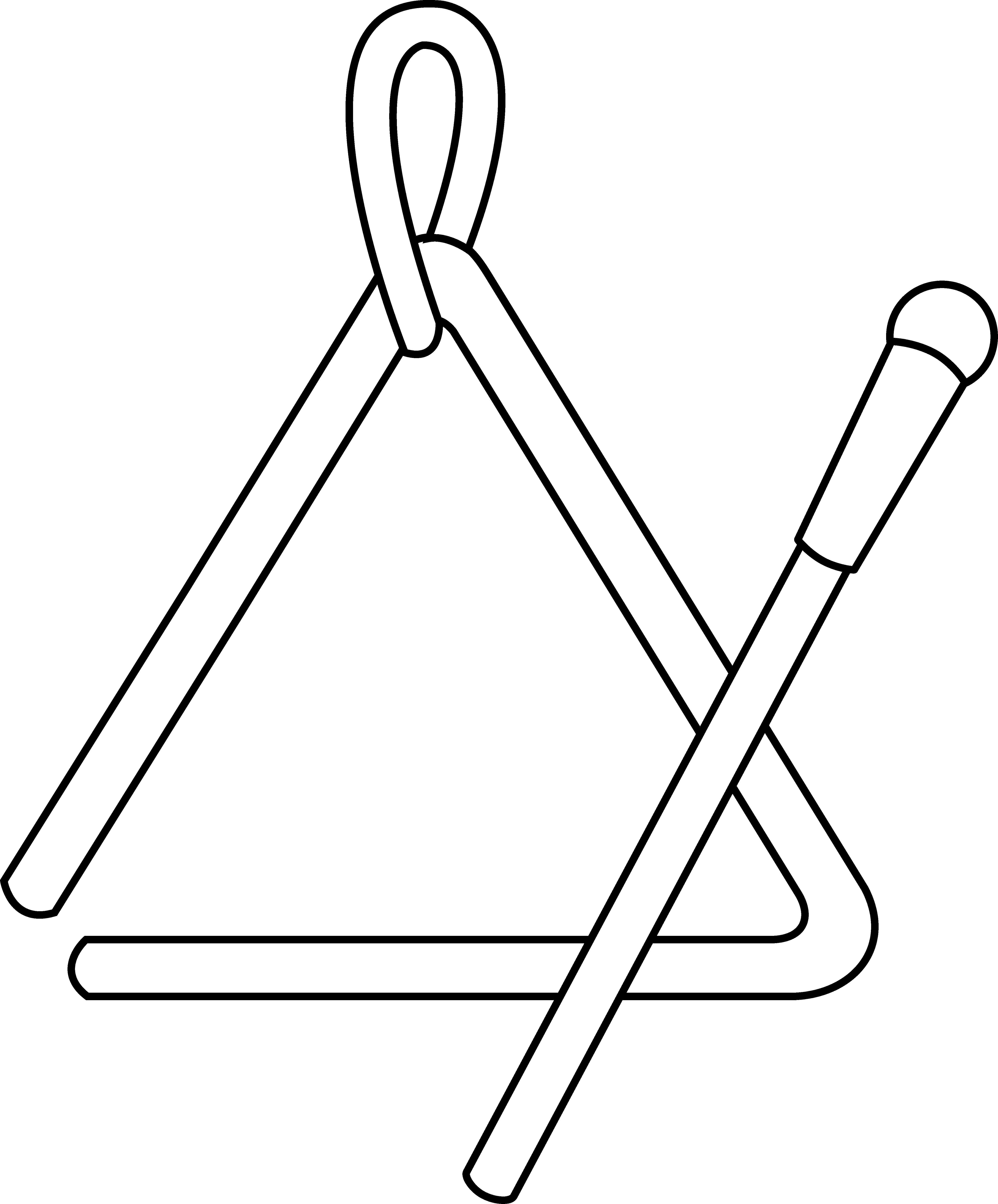 Percussion instrument clipart #9