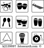 Percussion instrument Clip Art EPS Images. 3,713 percussion.