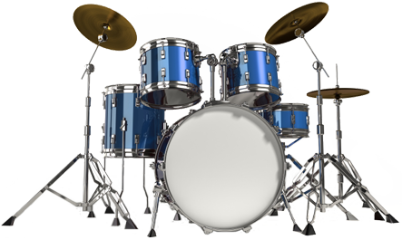 Drum PNG Transparent Images.