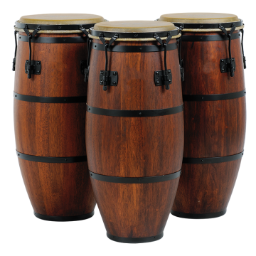 Wooden Drum PNG Images.