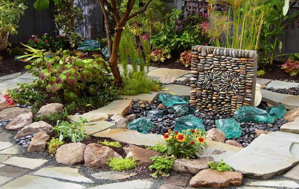 Vegetable Garden Clip Art Border.