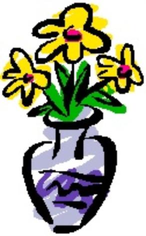 "Perennial ""Pets""Your Favorite Perennials Clipart."