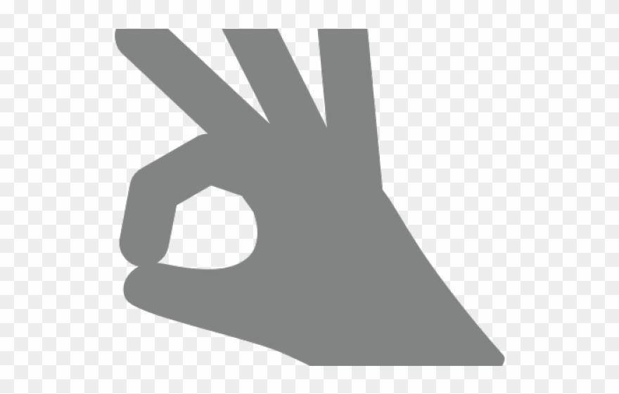 Hand Emoji Clipart Perfect.