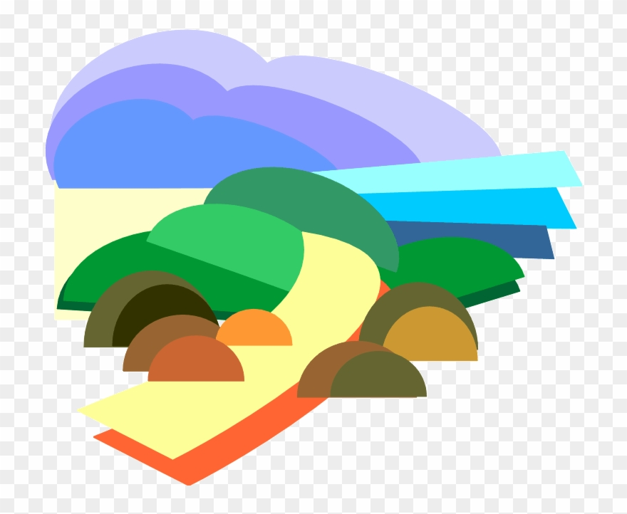 A Perfect World Nature Clip Art Sunset Palm Tree Clip.