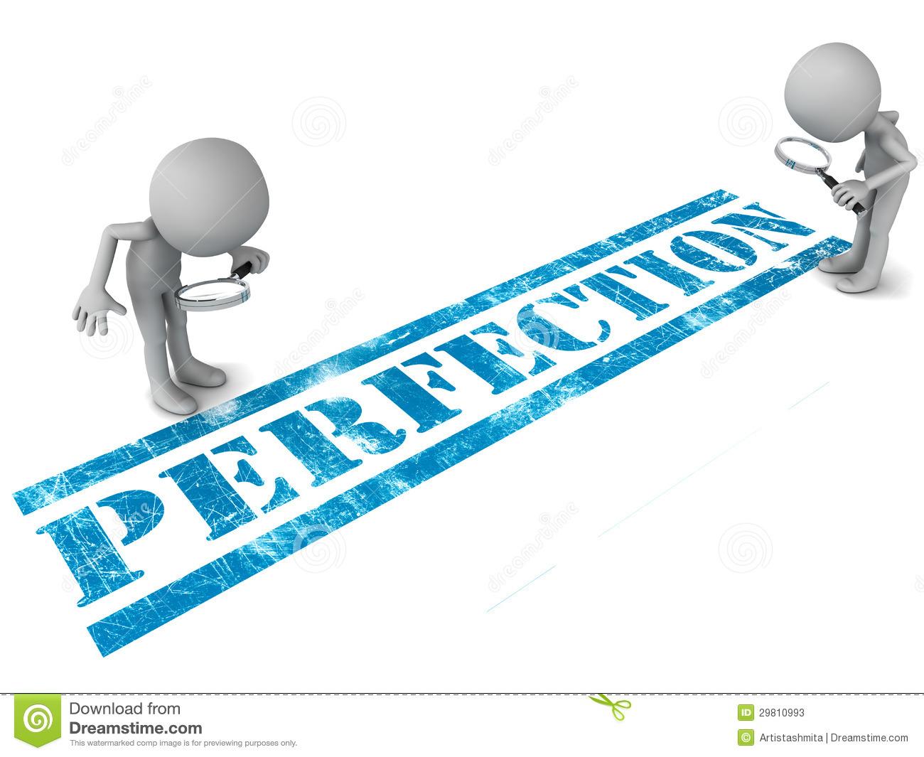 Perfection Stock Photos.