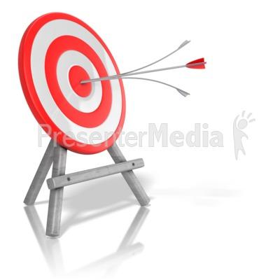 Arrow Target Split.