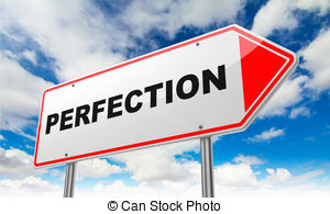 Perfection clipart.