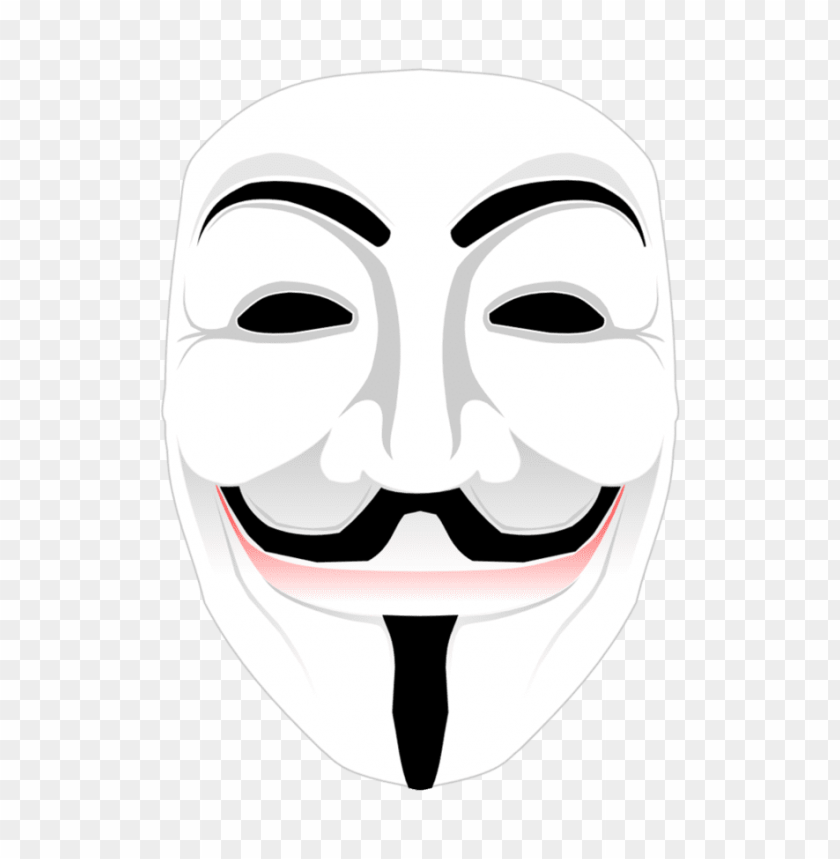 Download anonymous mask clipart png photo.