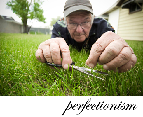 The Skinny on Perfectionism.