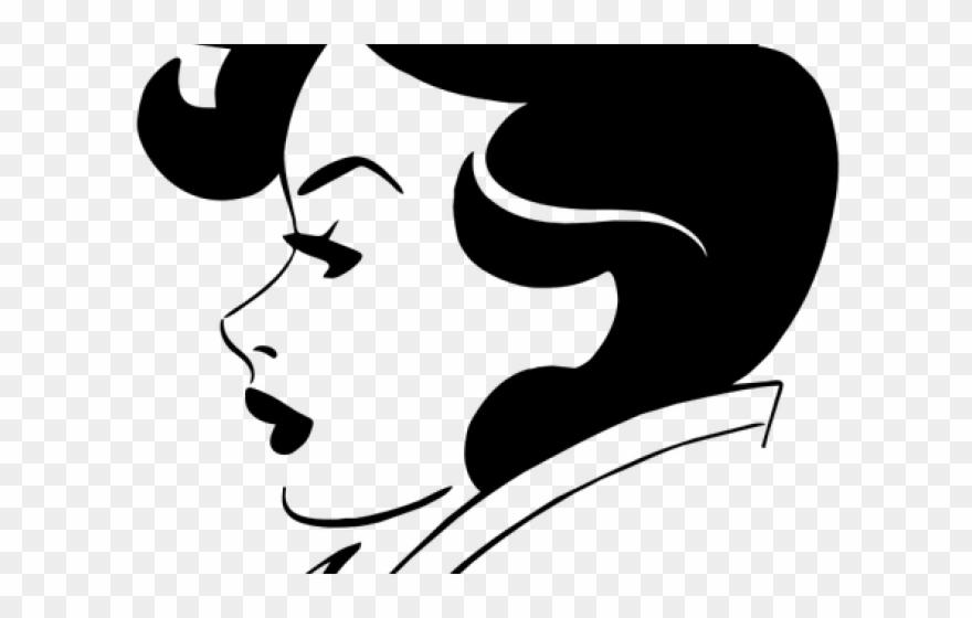 Profile Clipart Professional Female.