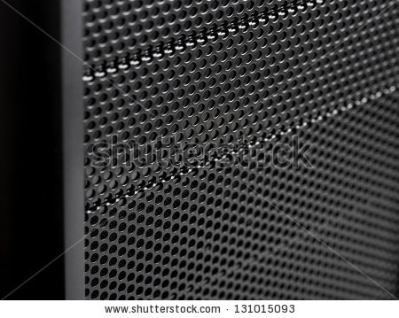 Perforated Sheet Stock Images, Royalty.
