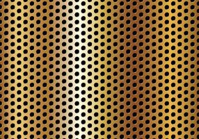 Free Seamless Vector Perforated Metal Pattern.
