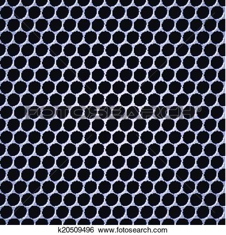 Clip Art of Perforation k20509496.