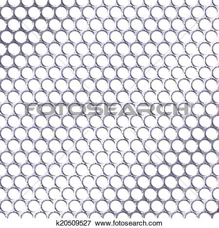 Clip Art of Perforation k20509527.