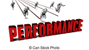 Performance Clipart.