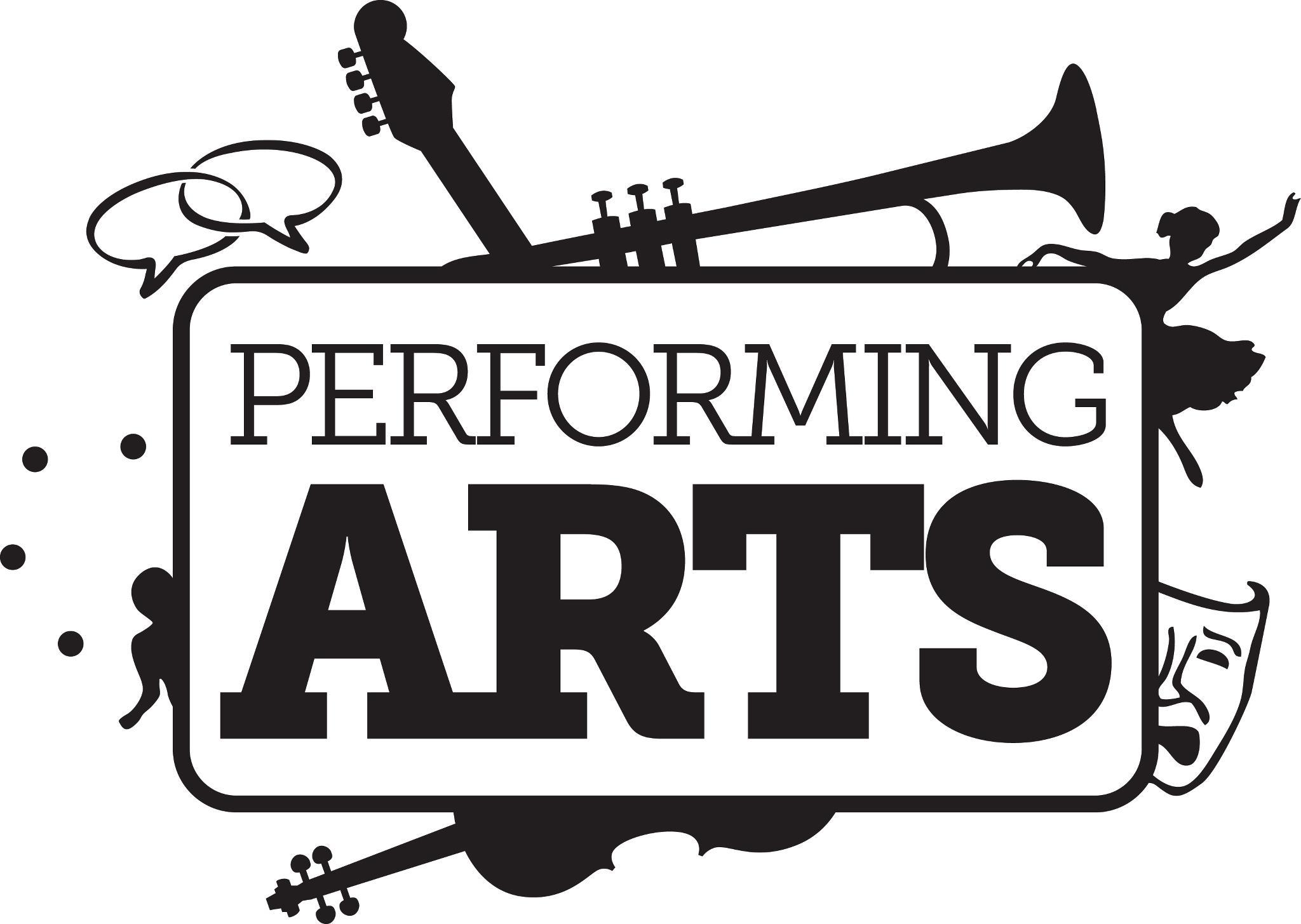 Performing arts clipart.