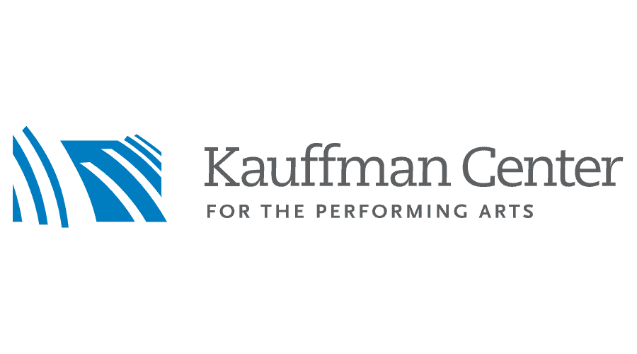 Kauffman Center for the Performing Arts Logo Vector.