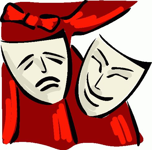 Performing Arts Free Clipart.