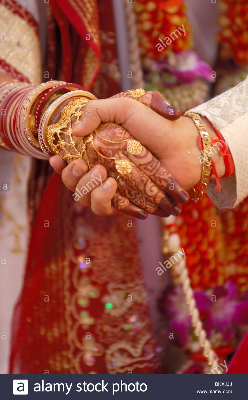 Indian Bride Groom Performing Ritual Stock Photos & Indian Bride.