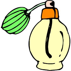Perfume Clipart.