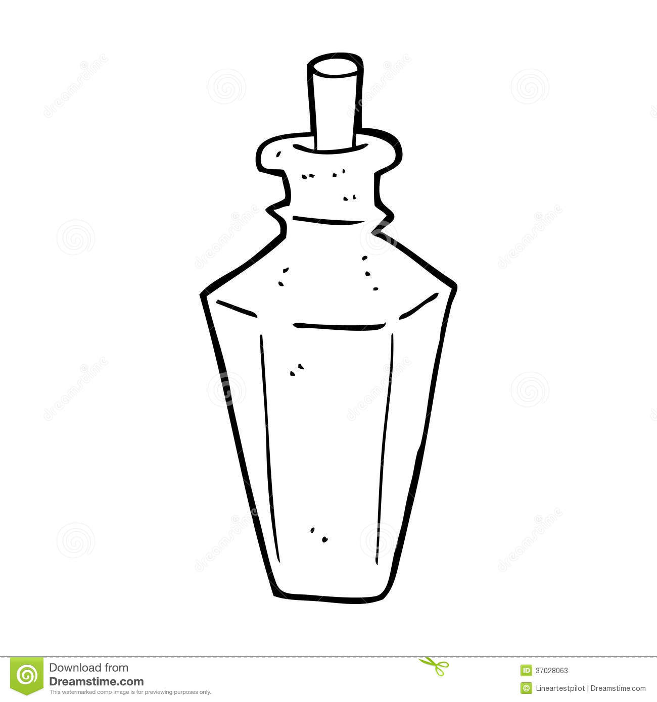 Perfume clipart black and white 10 » Clipart Station.