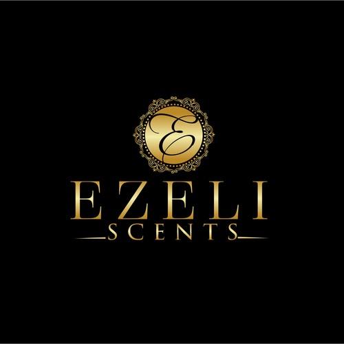 Create a unique logo for perfume store.