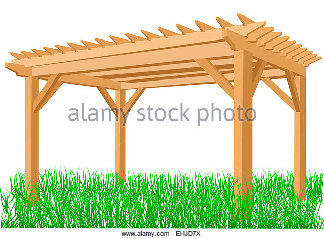 Patio Pergola Stock Photos & Patio Pergola Stock Images.