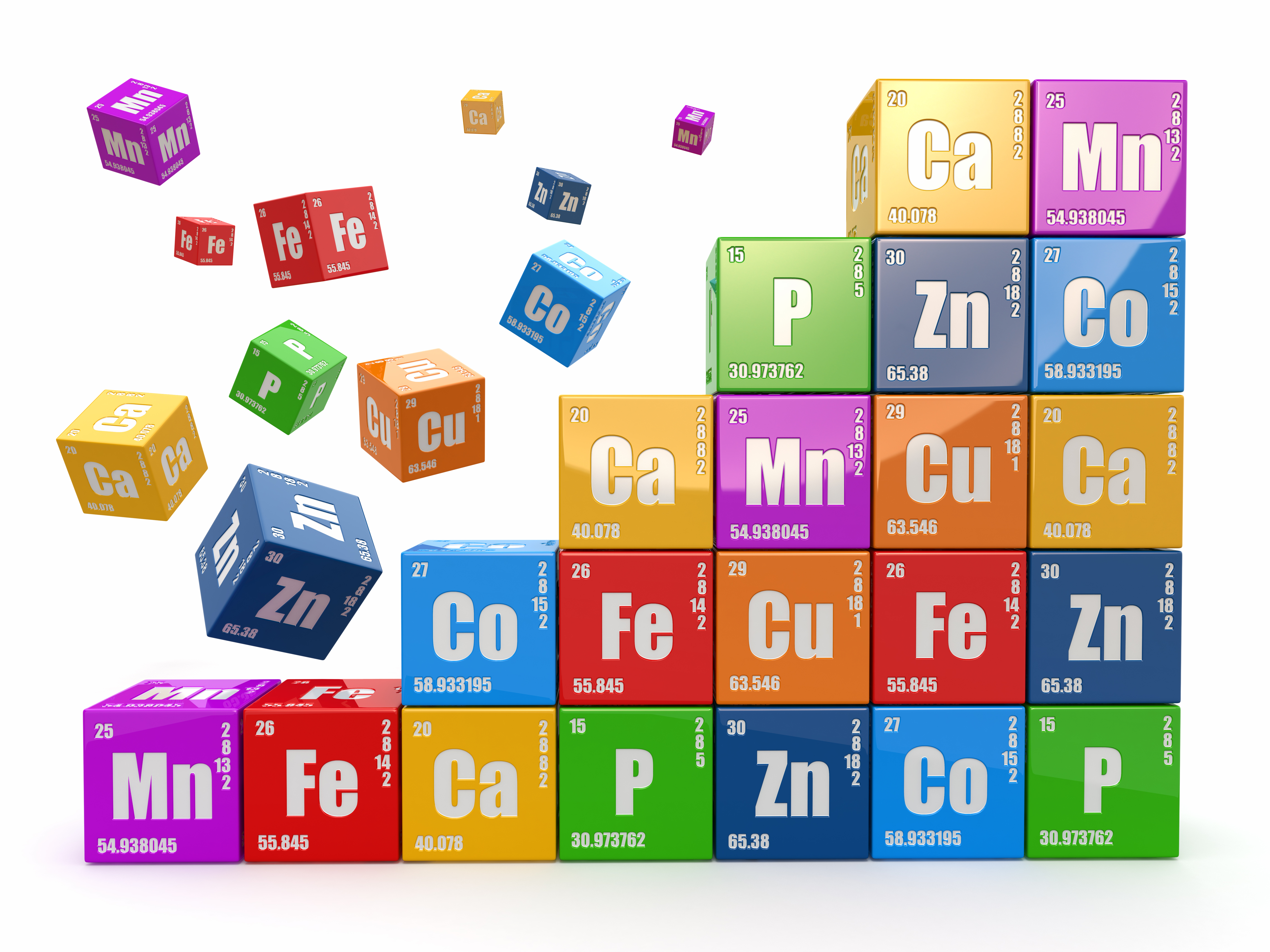 Chemistry Periodic Table Clip Art free image.