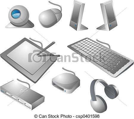 Peripheral Illustrations and Clip Art. 6,867 Peripheral royalty.